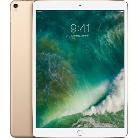 Apple 10.5-inch iPad Pro Cellular 256GB - Gold