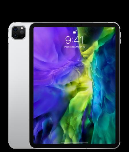 Apple 11-inch iPad Pro (2nd) Cellular 128GB - Silver (DEMO)