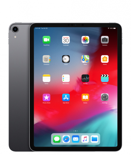 Apple 11-inch iPad Pro Cellular 64GB - Space Grey