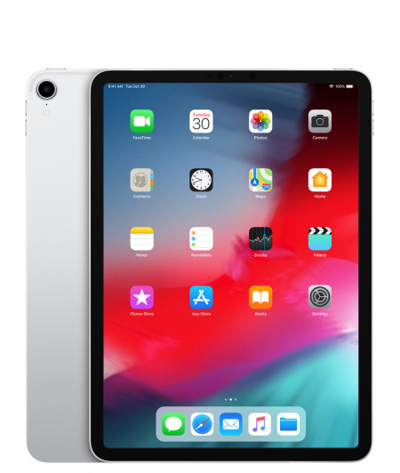Apple 11-inch iPad Pro Cellular 512GB - Silver