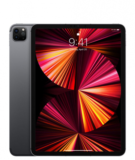 Apple 11-inch iPad Pro (3rd) Wi_Fi 2TB - Space Grey