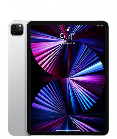 Apple 11-inch iPad Pro (3rd) Wi_Fi 2TB - Silver