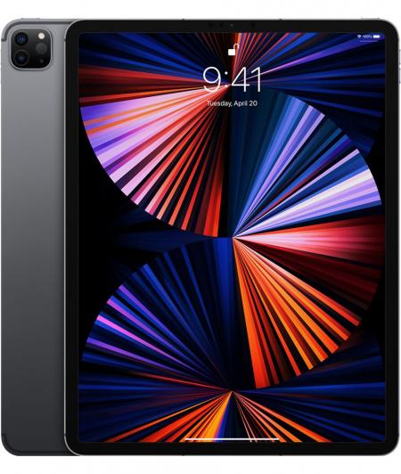 Apple 12.9-inch iPad Pro (5th) Wi_Fi + Cellular 128GB - Space Grey (DEMO)