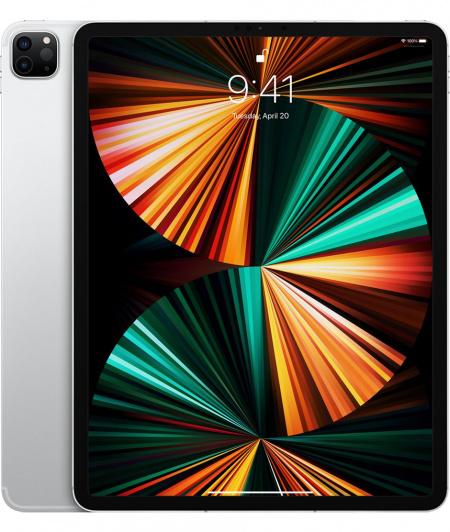 Apple 12.9-inch iPad Pro (5th) Wi_Fi + Cellular 128GB - Silver (DEMO)