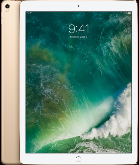 Apple 12.9-inch iPad Pro Wi-Fi 512GB - Gold