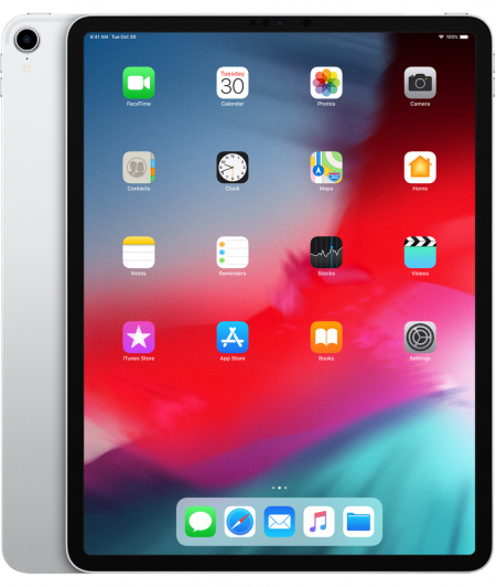 Apple 12.9-inch iPad Pro Cellular 256GB - Silver