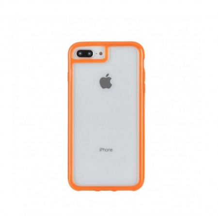 Tucano Denso highly-protective (antishock) case for iPhone 7 Plus/8 Plus - Orange