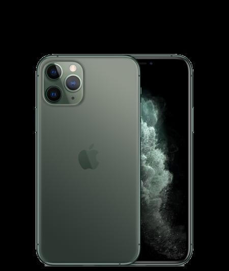 Apple iPhone 11 Pro 512GB Midnight Green