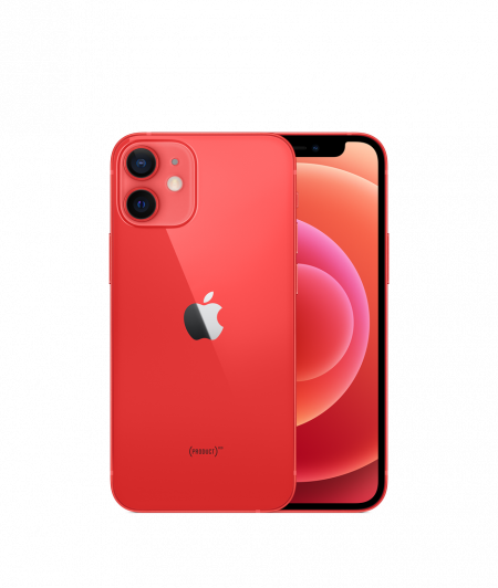 Apple iPhone 12 mini 64GB (PRODUCT)RED