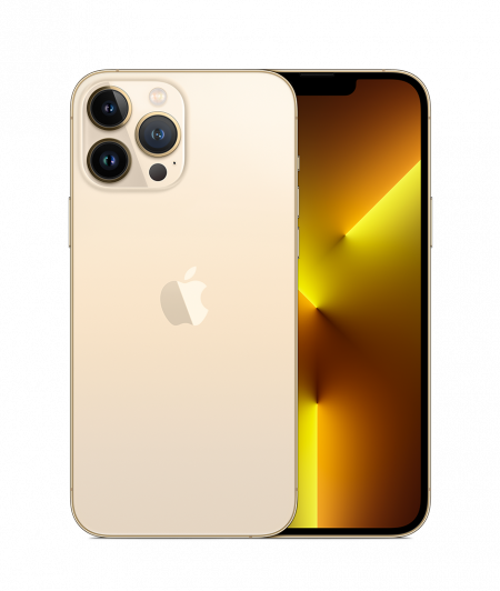 Apple iPhone 13 Pro Max 128GB Gold (DEMO)