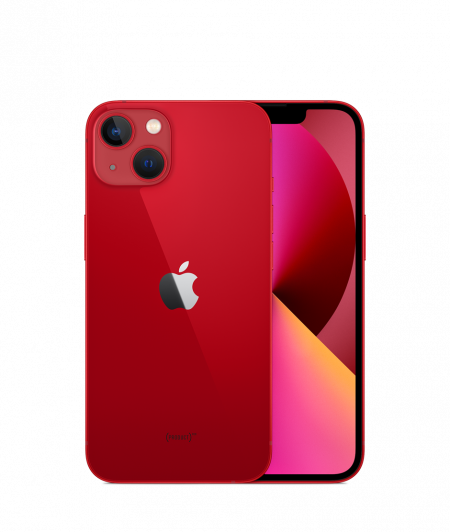 Apple iPhone 13 128GB (PRODUCT)RED