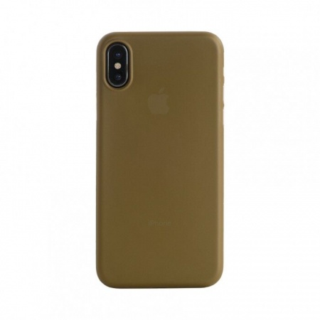 Tucano Nuvola case for iPhone X/XS - Gold