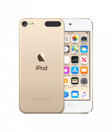 iPod touch (7gen) 128GB - Gold