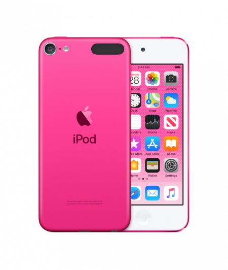 iPod touch (7gen) 256GB - Pink