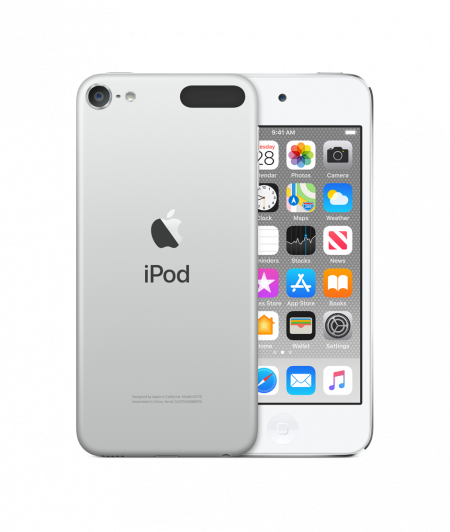 iPod touch (7gen) 32GB - Silver (DEMO)