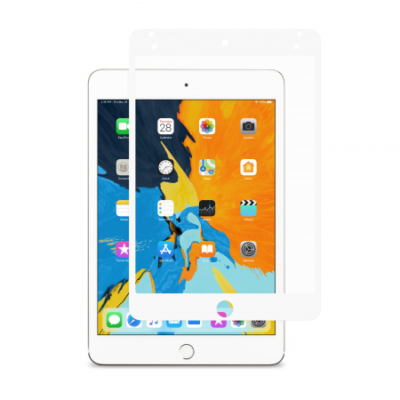 Moshi iVisor AG for iPad mini (5th Gen) - White