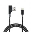 Nonda ZUS Lightning Cable 90¡ Carbon Fiber Edition