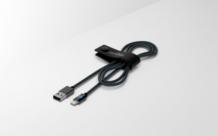 Tribe DC Movie Batman Lightning Cable (120cm) - Black