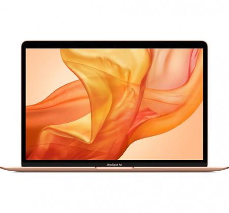 """MacBook Air 13"""" Retina/DC i5 1.6GHz/8GB/256GB/Intel UHD G 617 - Gold - ROM KB"""