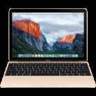 """MacBook 12"""" Retina/DC M3 1.2GHz/8GB/256GB/Intel HD Graphics 615/Gold - INT KB"""