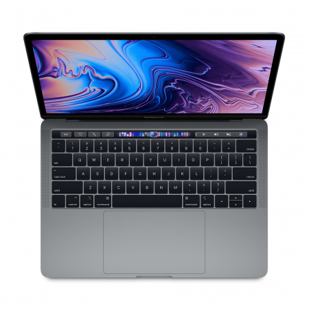 "MacBook Pro 13"" Touch Bar/QC i5 1.4GHz/8GB/256GB SSD/Intel Iris Plus Graphics 645/Space Grey - ROM KB"