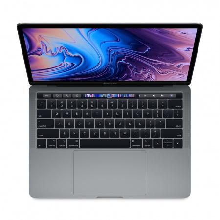 "MacBook Pro 13"" Touch Bar/QC i5 2.4GHz/8GB/256GB SSD/Intel Iris Plus Graphics 655/Space Grey - ROM KB"
