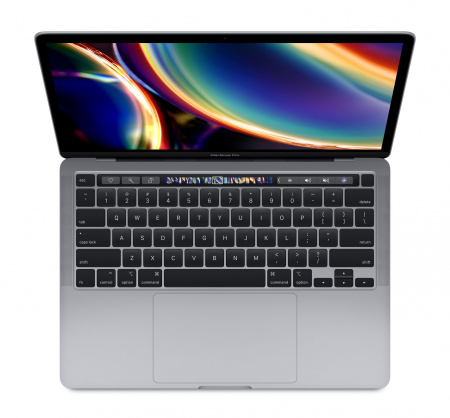 MacBook Pro 13 Touch Bar/QC i5 1.4GHz/8GB/256GB SSD/Intel Iris Plus Graphics 645/Space Grey - INT KB