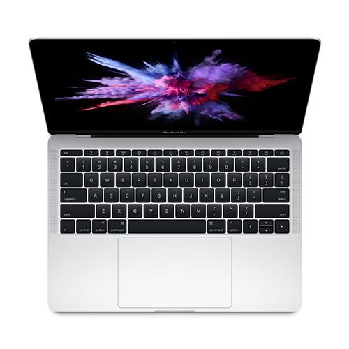 """MacBook Pro 13"""" Retina/DC i5 2.3GHz/8GB/256GB SSD/Intel Iris Plus Graphics 640/Silver - INT KB"""