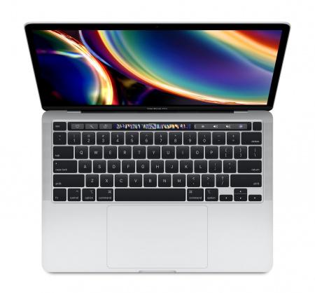 MacBook Pro 13 Touch Bar/QC i5 1.4GHz/8GB/256GB SSD/Intel Iris Plus Graphics 645/Silver - INT KB