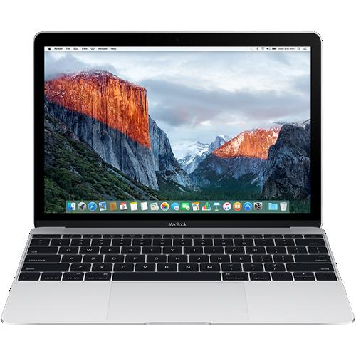 """MacBook 12"""" Retina/DC i5 1.3GHz/8GB/512GB/Intel HD Graphics 615/Silver - HUN KB"""