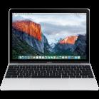 """MacBook 12"""" Retina/DC M3 1.2GHz/8GB/256GB/Intel HD Graphics 615/Silver - ROM KB"""