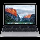 """MacBook 12"""" Retina/DC M3 1.2GHz/8GB/256GB/Intel HD Graphics 615/Space Grey - INT KB"""