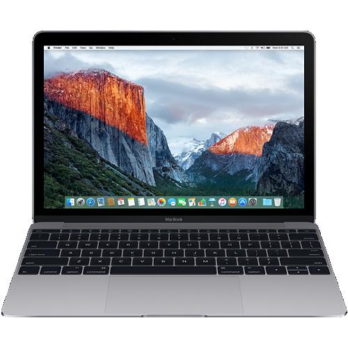 "MacBook 12"" Retina/DC M3 1.2GHz/8GB/256GB/Intel HD Graphics 615/Space Grey - HUN KB"