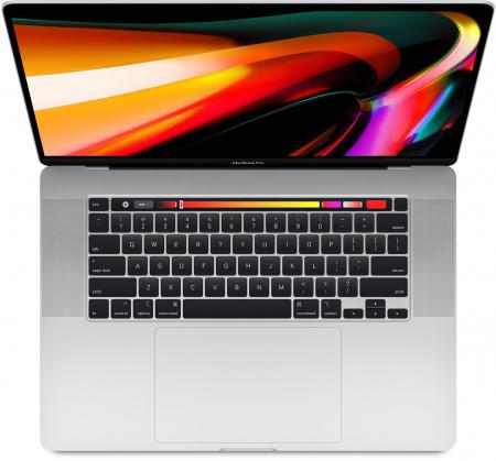 MacBook Pro 16 Touch Bar/6-core i7 2.6GHz/16GB/512GB SSD/Radeon Pro 5300M w 4GB - Silver - ROM KB