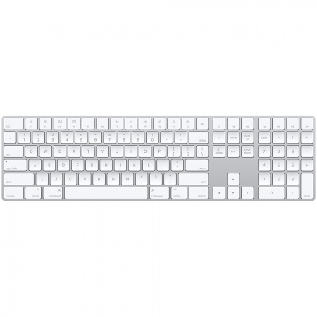 Apple Magic Keyboard with Numeric Keypad - Hungarian