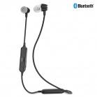 iLuv Metal Forge2 Magnetic Wireless Bluetooth Earphones - Black
