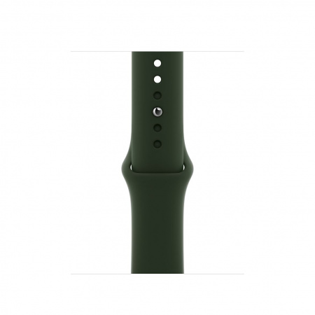 Apple Watch 40mm Band: Cyprus Green Sport Band - Regular (Seasonal Fall 2020)