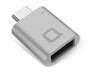 Nonda USB Type-C to USB 3.0 Type-A Mini Adapter - Grey