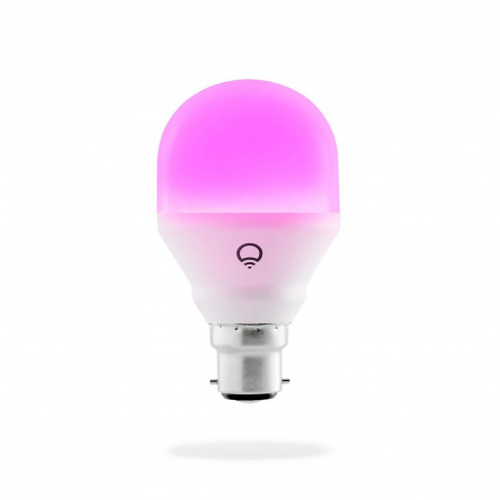 LIFX Mini Colour and White Wif-Fi Smart LED Light Bulb  B22