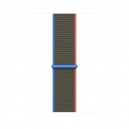 Apple Watch 44mm Band: Olive Sport Loop (Seasonal Spring2021)