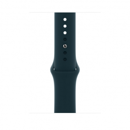 Apple Watch 44mm Band: Mallard Green Sport Band - Regular (Seasonal Spring2021)