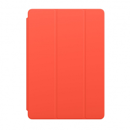 Apple Smart Cover for iPad (8th) - Electric Orange (Seasonal Spring2021)