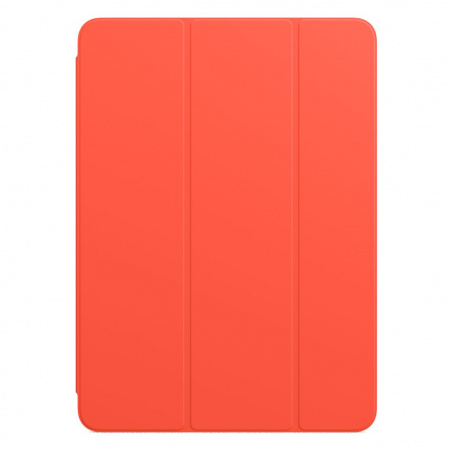 Apple Smart Folio for iPad Pro 11-inch (3rd) - Electric Orange (Seasonal Spring2021)