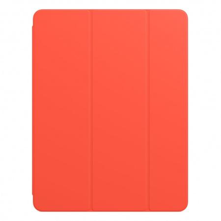 Apple Smart Folio for iPad Pro 12.9-inch (5th) - Electric Orange (Seasonal Spring2021)