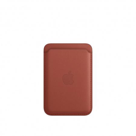 Apple iPhone Leather Wallet with MagSafe - Arizona (Seasonal Spring2021)