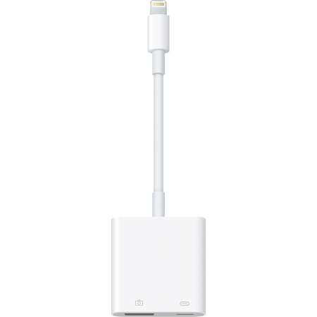 Apple Lightning to USB3 Camera Adapter