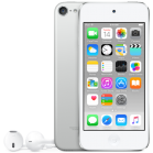 iPod touch 32GB - White & Silver