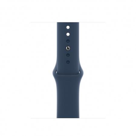 Apple Watch 41mm Band: Abyss Blue Sport Band - Regular