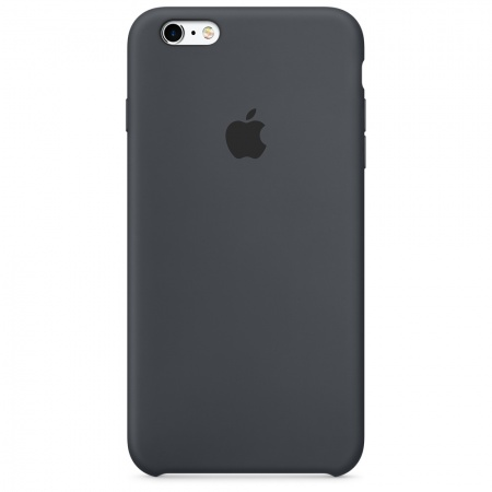 Apple iPhone 6s Plus Silicone Case - Charcoal Gray