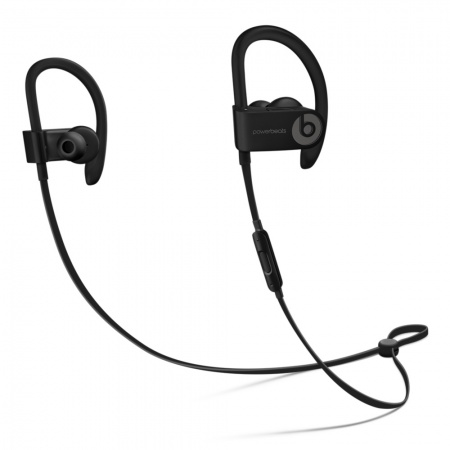 Beats Powerbeats3 Wireless Earphones - Black